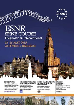 ESNR Spine Course