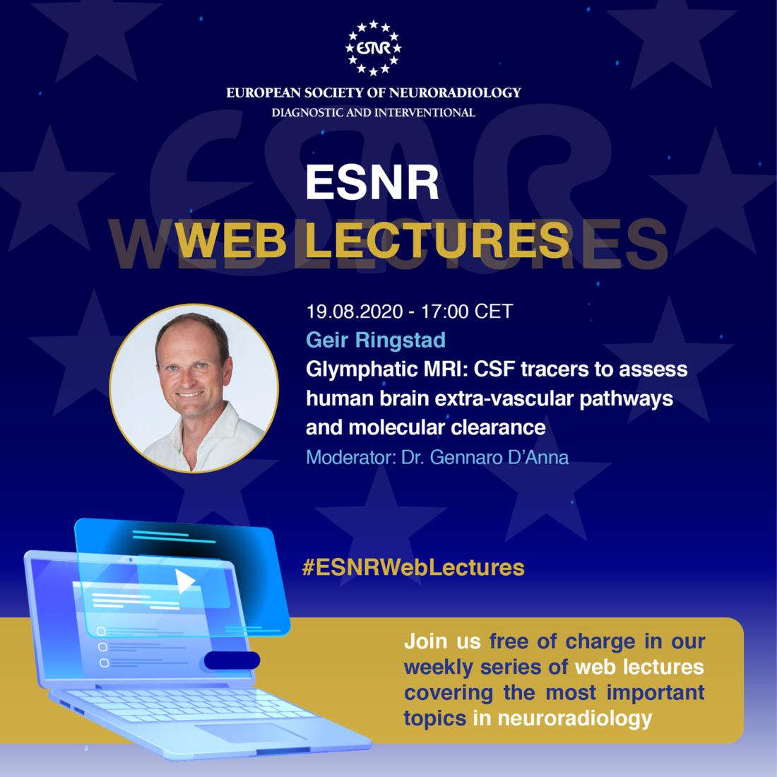 ESNR Web Lectures