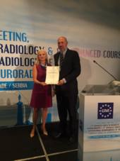 Marco Leonardi (Bologna, Italy) and Paul M. Parizel (Antwerp, Belgium) awarded Honorary Member at ESNR Annual Meeting in Belgrade