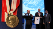 Prof. dr. Paul M. Parizel has been awarded the Schinz Medal by the Swiss Society of Radiology