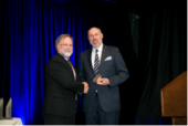 Prof. dr. Paul M. Parizel receives the Honorary Member Award of the American Society of Neuroradiology (ASNR)