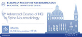 Registration for the 9th Advanced Course of Higher Qualification in Spine Neuroradiology is now open!