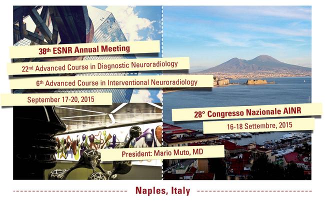 38th ESNR Annual Meeting
