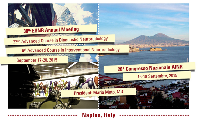 38th ESNR Annual Meeting