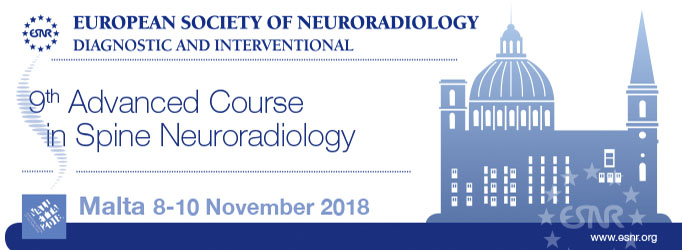 9th Advanced Course of HQ in Spine Neuroradiology