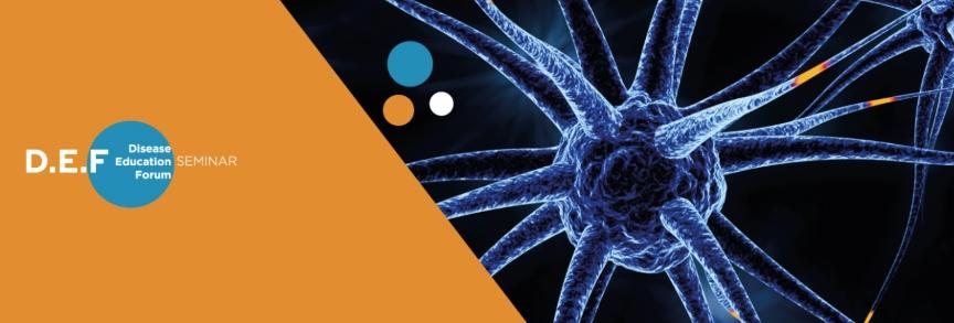 DEF Disease Education Forum   Meetings & Courses • ESNR