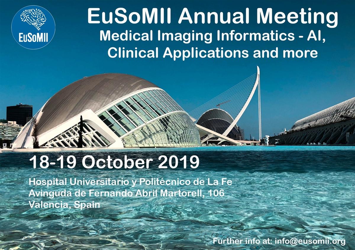Valencia Calendar.Eusomii Annual Meeting Valencia 18 19 October 2019 Meetings