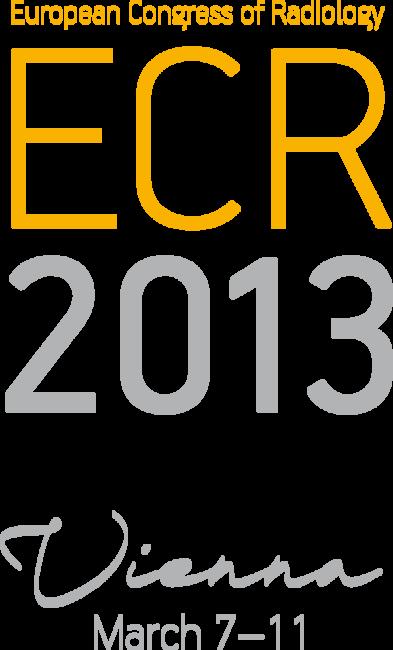 -- : ESNR at ECR 2013