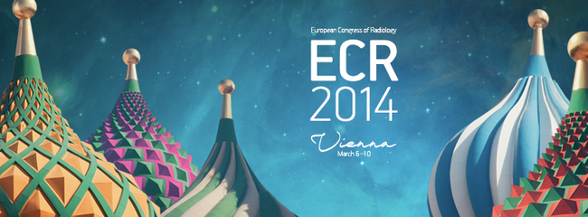 -- : ESNR at the ECR 2014 in Vienna