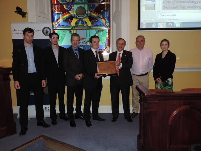 10/06/2014 : First Irish Neuroradiology Meeting