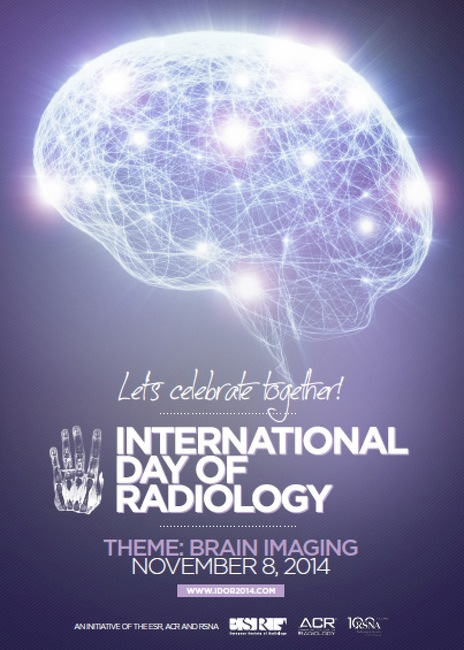 12/10/2014 : International Day of Radiology