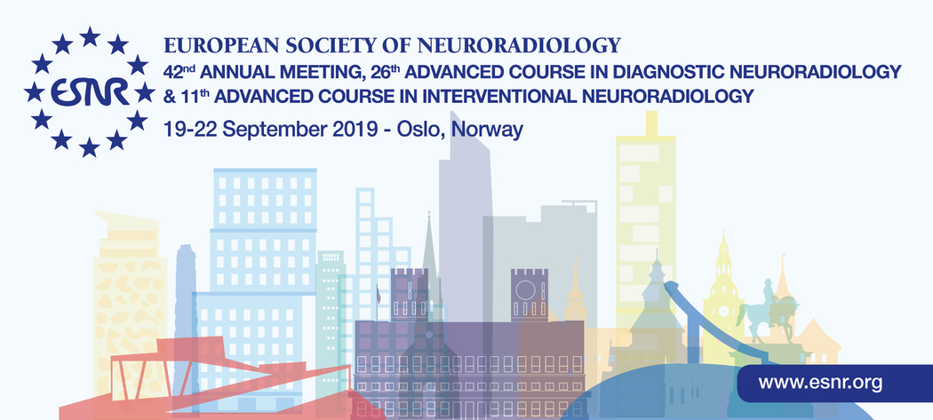 16/04/2019 : Last Call for Abstract Submission ESNR Annual Meeting Oslo - Deadline May 1st 2019!
