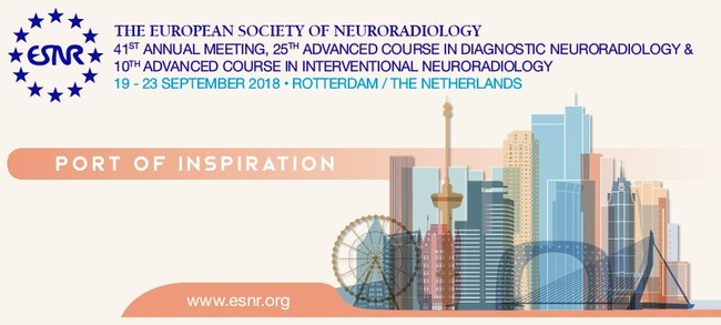 18/12/2017 : PLEASE NOTE: Registration and abstract submission for 41st Annual Meeting in Rotterdam, The Netherlands is open